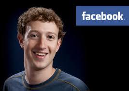 มาร์ค ซัคเคอร์เบิร์ก Facebook