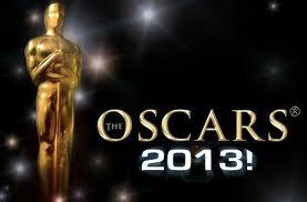 ประกาศแล้ว!!รายชื่อหนังชิงรางวัล ออสการ์ 2013
