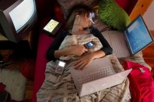 Sleep Texting ระบาดโจ๋มะกัน