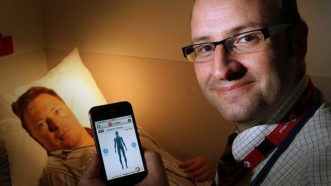 นักวิทยาศาสตร์ใช้ไอโฟนวินิจฉัยโรคพยาธิ