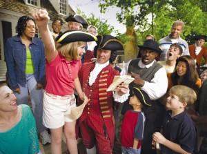เที่ยว Colonial Williamsburg เวอร์จิเนีย