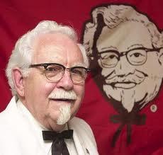 """ผู้พันแซนเดอร์ส"""" เจ้าของ KFC"""