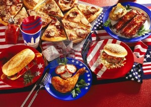 อาหารแบบไหน เข้ากับสไตล์คนอเมริกัน?
