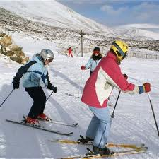 การเล่นสกี