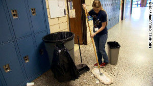 จากเด็กทำความสะอาด สู่นักศึกษา Harvard