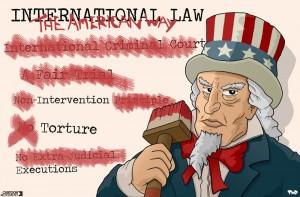 ทำผิดกฎหมายในอเมริกาโดยไม่ตั้งใจ