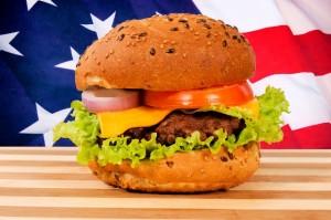 อาหารอเมริกัน