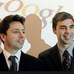 ลาร์ลี เพจ กับ เซอร์เกย์ บริน 2 คู่หูผู้ให้กำเนิด Google