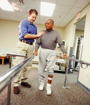 Physical therapist นักกายภาพบำบัด