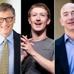 5 อันดับ มหาเศรษฐีอเมริกัน คนรวยที่สุดในโลก ปี 2561 ทำธุรกิจอะไร ถึงได้รวยมากขนาดนี้
